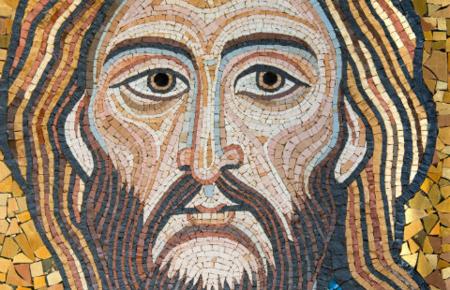 Mozaiek van Kerkplekken